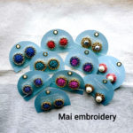 Mai embroidery